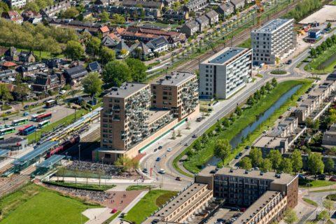 Stationsgebied Alphen Aan Den Rijn