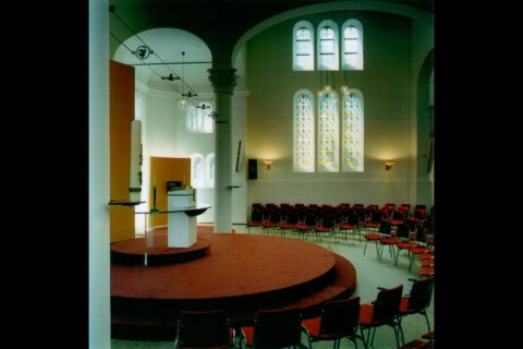 Protestantse Kerk Nederland In Baarn