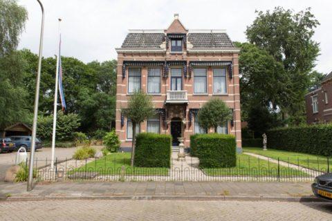 Woonzorgvilla L'Abri Zeist Lengkeek Architecten