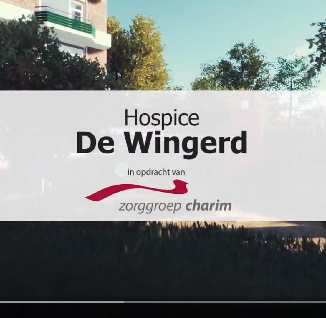 Tuinhuis Hospice De Wingerd Lengkeek Architecten