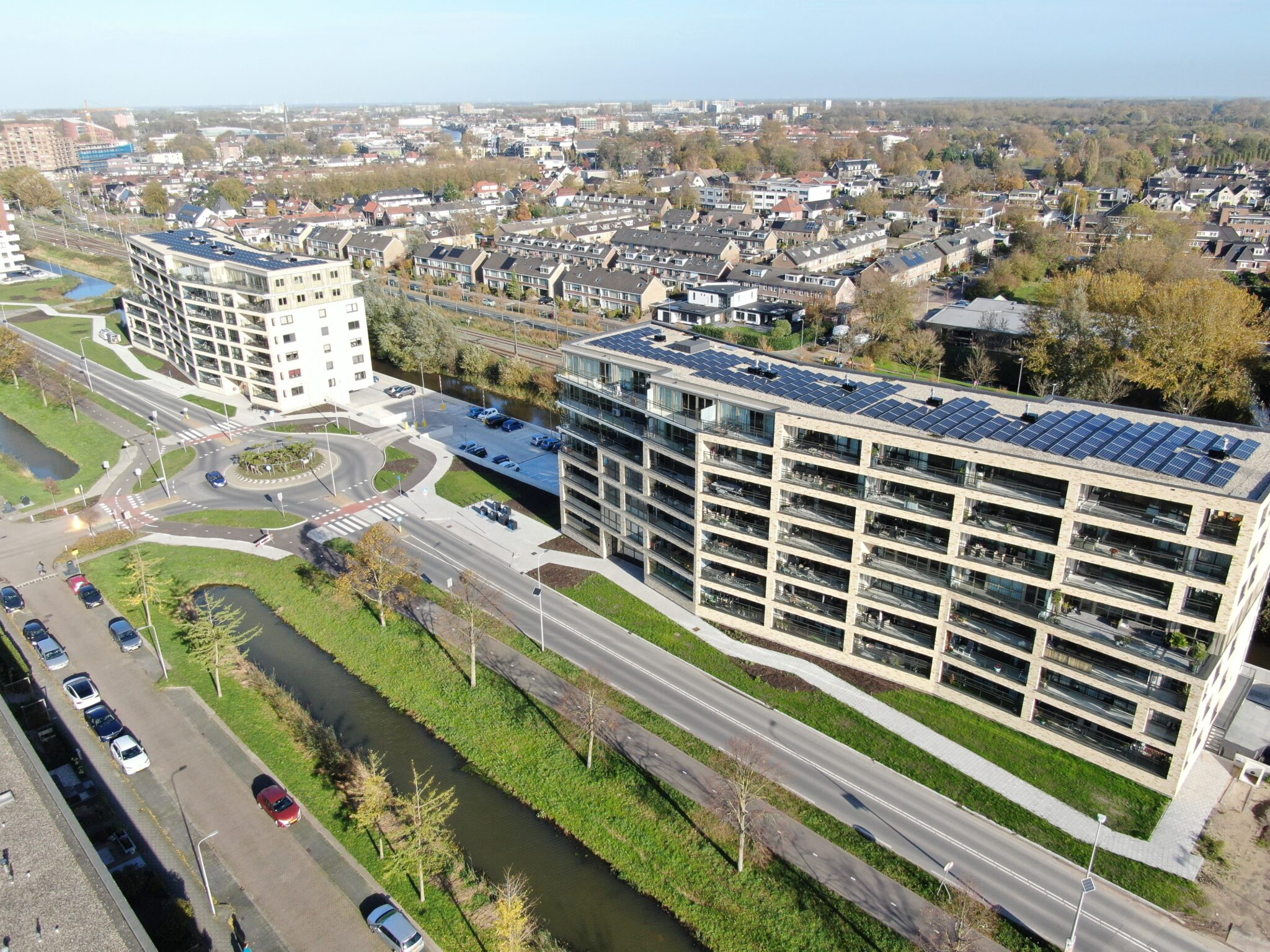 L'Arrivee Alphen Ad Rijn Lengkeek Architecten