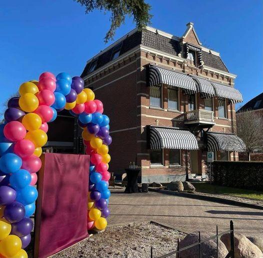 Opening Woonzorgvilla L'Abri Zeist Lengkeek Architecten