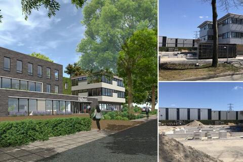 Uitbreiding Kantoor Nijhuis Lengkeek Architecten