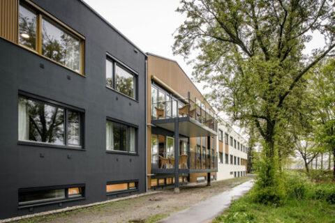 Oplevering Villa Verde Lengkeek Architecten